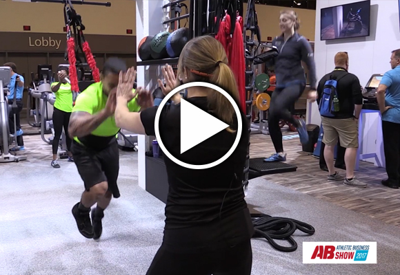 video from 2016 show floor